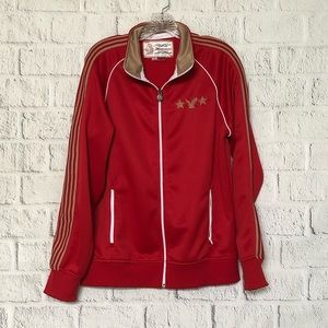 Men's American Eagle Outfitters Track Jacket Sz M